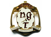 Northern Guild of Toastmasters Logo Badge